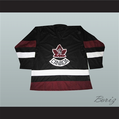 Mario Lemieux 66 Canada Hockey Jersey
