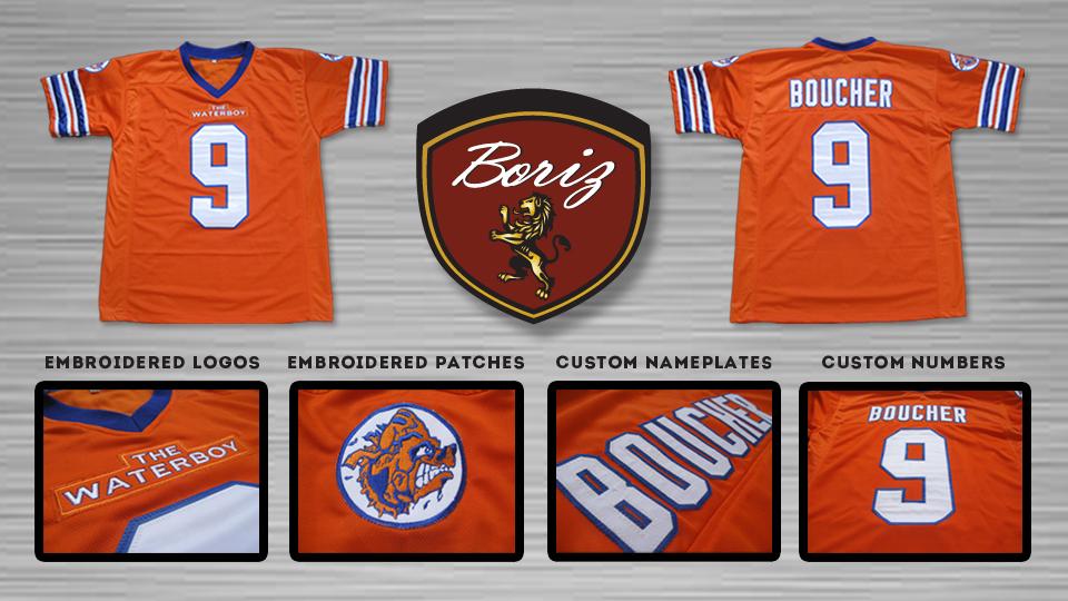 Movie Sports Jerseys - Personalized Jerseys - Online ...